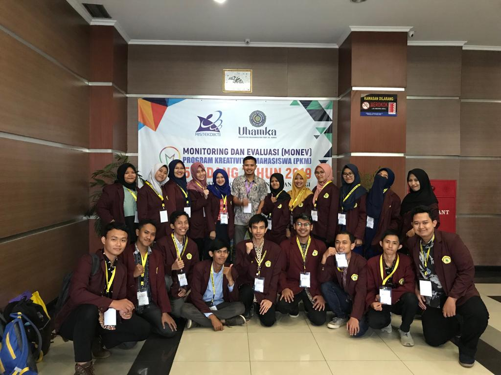 Monitoring dan Evaluasi Program Kreativitas Mahasiswa Monev PKM Kemenristekdikti