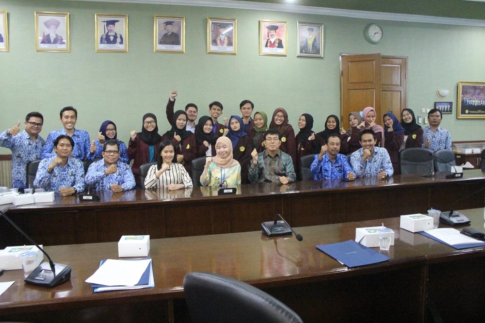 PT POSCO Indonesia Inti berikan Beasiswa Kepada 15 Mahasiswa Untirta